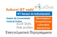 eCult Profiles and Training Guidelines in 6 languages on-line